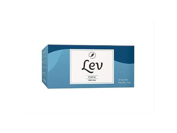 Chá LEV K'alma 30 sachês