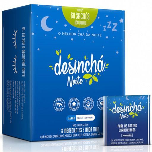 Chá Desinchá Noite 60 sachês