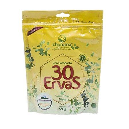 Chá de 30 ervas Charoma