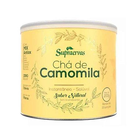 Chá Camomila Solúvel SupraErvas 200g