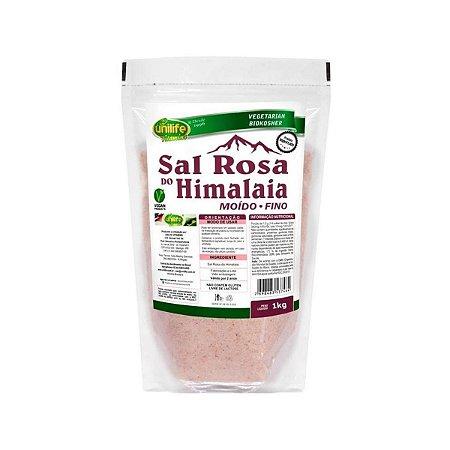 Sal Rosa do Himalaia Fino Unilife 1kg