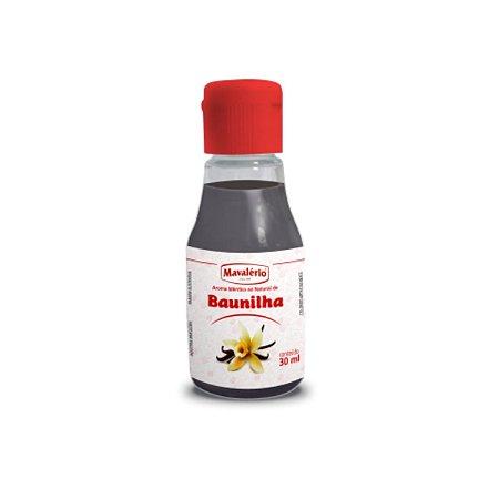Aroma de Baunilha Mavalério 30ml