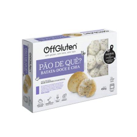 Pão de queijo Sem glúten 450g Off Glúten