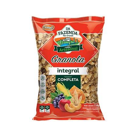 Granola Integral Completa Biosoft 1kg