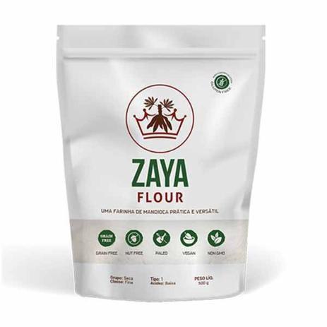 Farinha de Mandioca Zaya Flour 500g