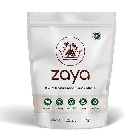 Farinha de Mandioca Zaya Flour 1kg