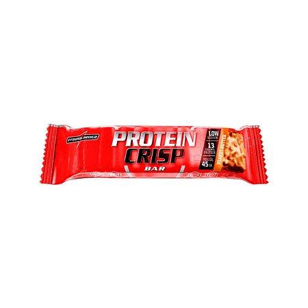 Protein Crisp Bar Pasta de Amendoim Integral Médica