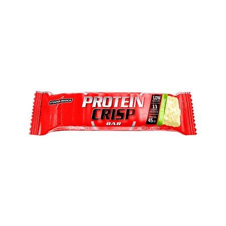 Protein Crisp Bar Torta de Limão Integral Médica