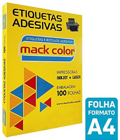 Etiqueta A4 4356 63,5x25,4mm inkjet/laser