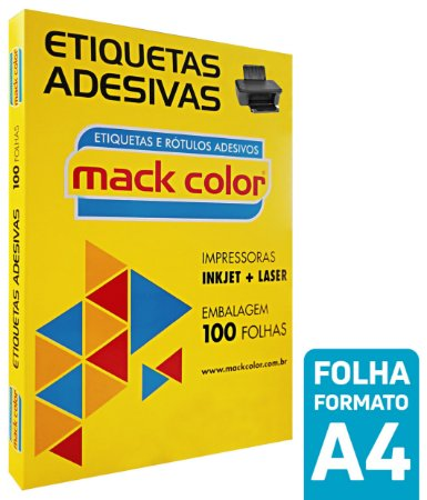 Etiqueta A4 4350 99x55,8mm inkjet/laser