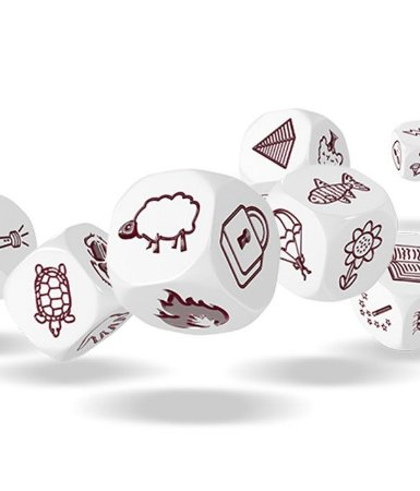 Rory's Story Cubes (6 anos+)
