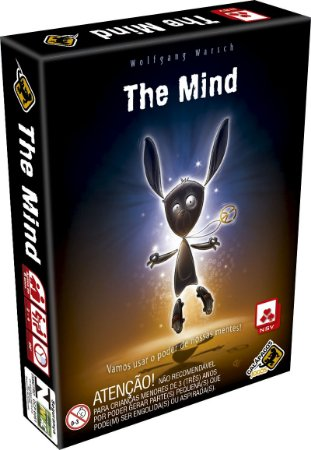 Board Game The Mind (8 anos+)