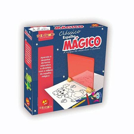 Brinquedo Clássico Espelho Mágico (4 anos+)