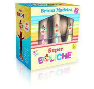 Super Boliche : Brinca Madeira (3 anos+)