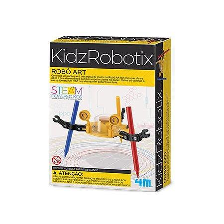 Rob Art (8 anos+)