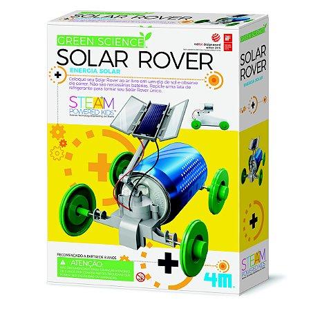 Solar Rover : Energia Solar (8 anos+)