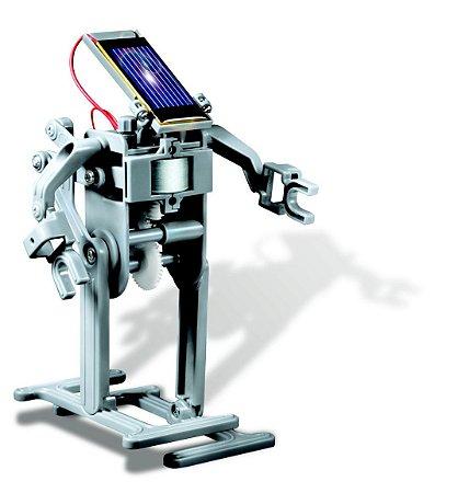 Robô Solar: Energia Solar (8 anos+)