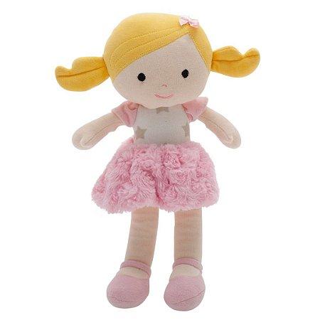 Boneca de Pelúcia Malu