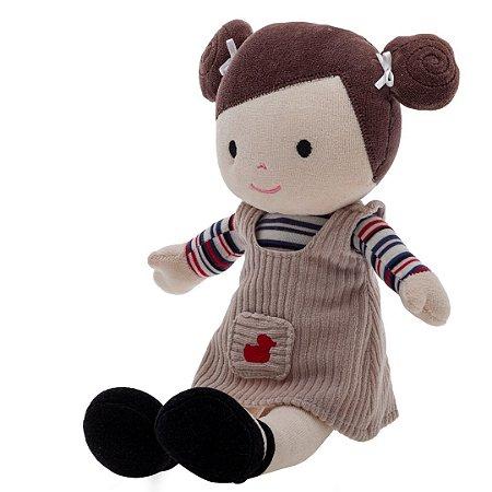 Boneca de Pelúcia Lara