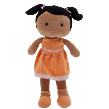 Boneca de Pelúcia Juju Negra