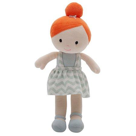 Boneca de Pelúcia Mari Ruiva