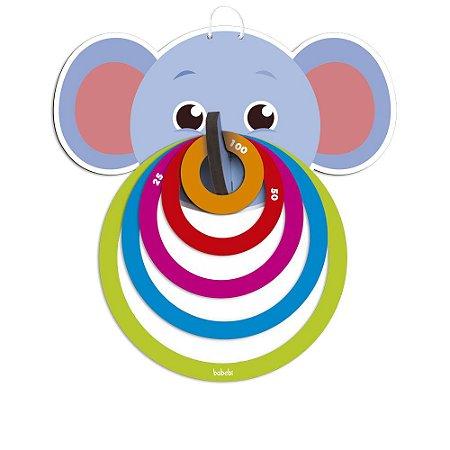 Lança Argolas Elefantinho (3 anos+)