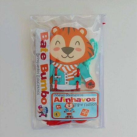 Meus Primeiros Alinhavos Tigre Fashion (4 anos+)