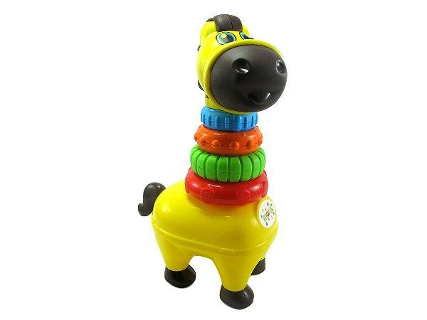 Brinquedo Infantil Empilhável Cavalinho