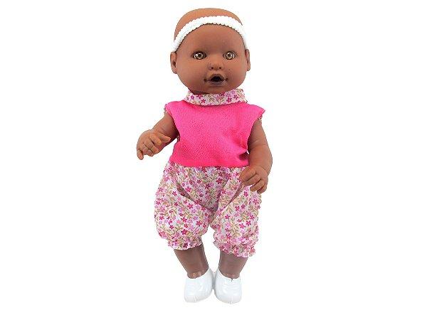 Boneca Bebê Cuties Baby