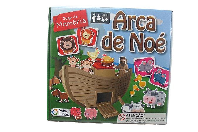 Jogo da Memória - Arca de Noé
