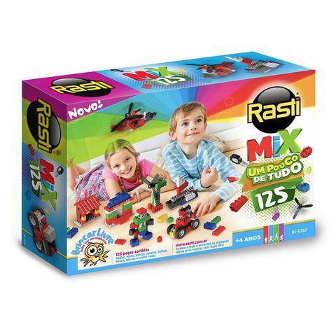 Rasti Mix 125 (4 anos+)