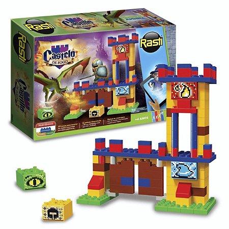 Rasti Castelo de Fogo 125 peças