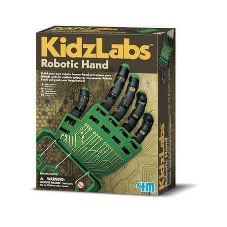 Mão Robótica (6 anos+)