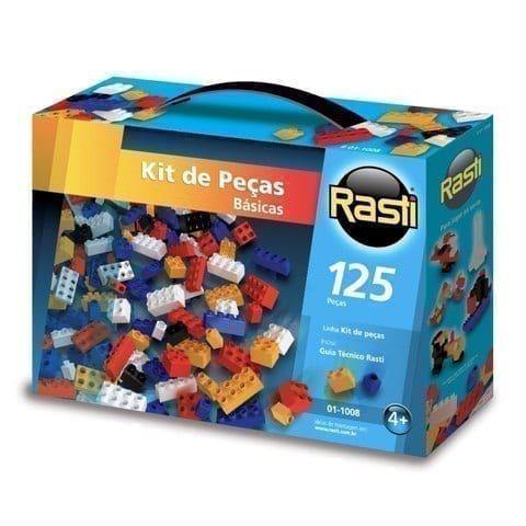 Kit de Peças Básicas Rasti 125