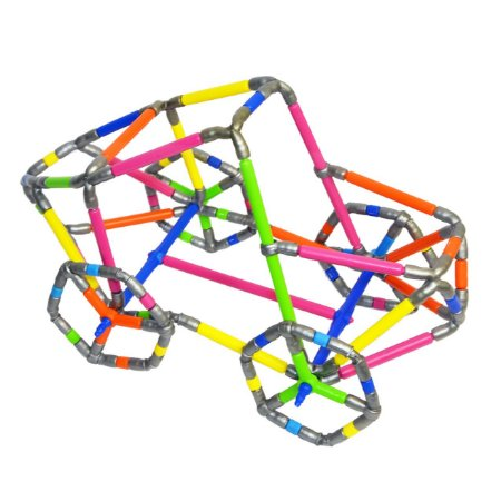 Quebra-cabeça 3D Carro - 116 peças