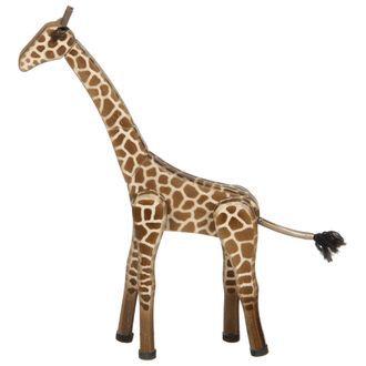 Girafa de Madeira Articulada ( 3 anos+)