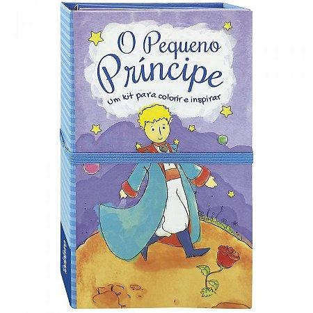 Livro de colorir - Superkit: pequeno príncipe