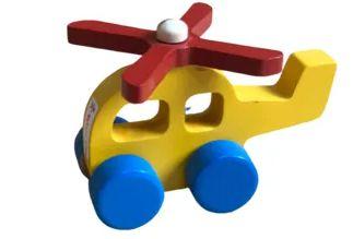 Mini Helicóptero ( 3 anos +)