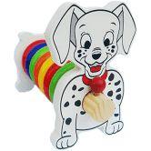 Brinquedo de Argolas Cachorrinha Alegre (2 anos +)