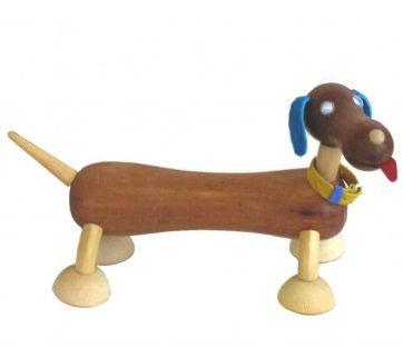 Cachorro Salsicha com Imã