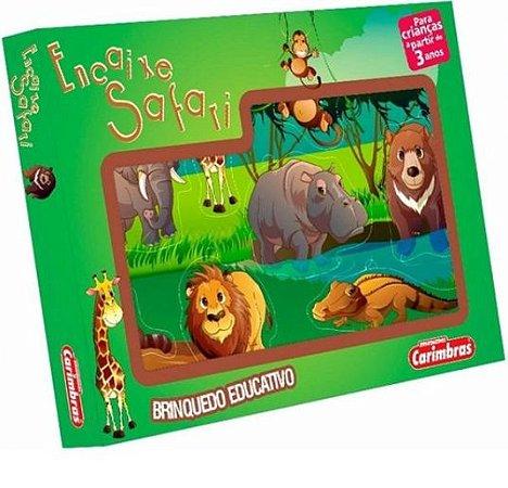 Encaixe Safari