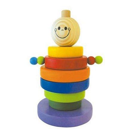 Boneco de encaixe Gutinho (3 anos+)