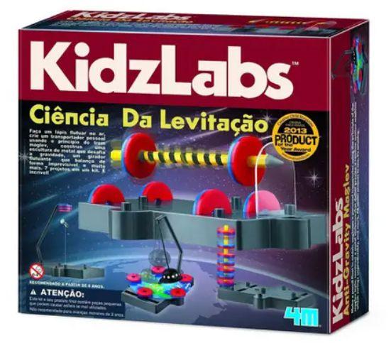 Brinquedo Ciência Da Levitação  (8 anos+)