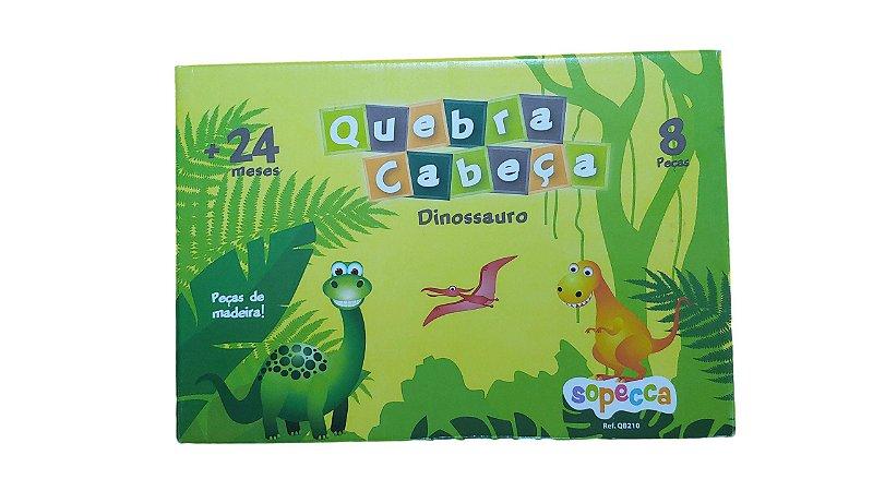 Quebra cabeça - Dinossauro