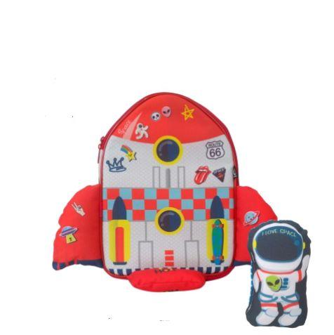 Mochila baby - Foguete
