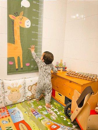 Régua do Crescimento Girafa