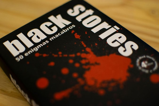 Black Stories (12 anos+)