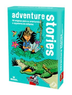 Board Game Adventure Stories (8 anos+)
