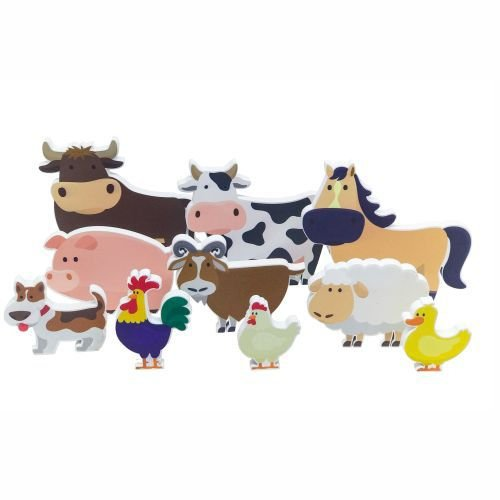 Animais de Brinquedo Amiguinhos Fazendinha (2 anos +)