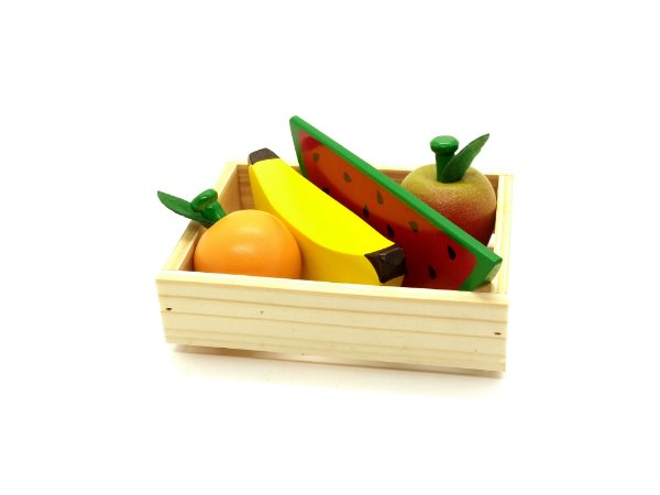 Comidinha de Brincar Frutinhas sem Corte (3 anos+)